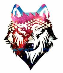 Wolf Vinyl Decal Wolf Sticker Window Laptop Tumbler Choose Pattern 4 Ebay