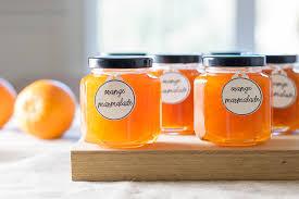 sunny navel orange marmalade recipe