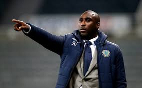 Sol Campbell proving managerial credentials at Macclesfield after ...
