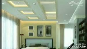 bedroom false ceiling designs for