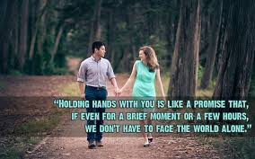 holding hand quotes and messages r tic cute wishesmsg