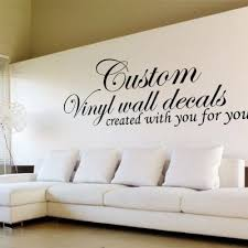 design your own quote custom wall art decals design your own