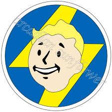 Fallout Vault Boy Vinyl Or Sticker Paper Etsy