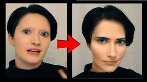masculine cosplay makeup
