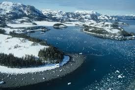 Image result for William Sound, Alaska, Exxon Valdez