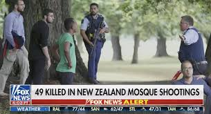 New Zealand Mosque Shooting Suspect