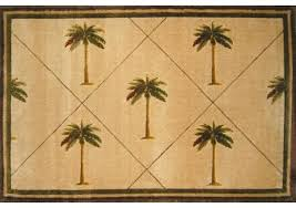 rugs with palm trees wayfair
