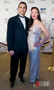 Adrian Paul; Alexandra Tonelli.jpg   100 Stars Oscar Viewing…   Flickr