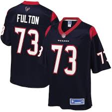 Zach Fulton Houston Texans NFL Pro Line Big & Tall Team Color Player Jersey  - Navy