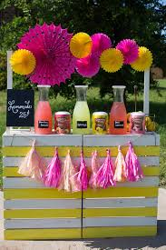 27 diy lemonade stands for your kids to