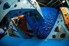 climbing wall cambridge indoor rock