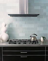 frosted ocean glass subway tile glass