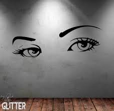 Second Life Marketplace Fg Private Eyes Wall Decal