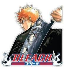 Bleach Ichigo Anime Car Window Decal Sticker 005 Anime Stickery Online