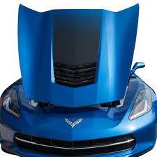 Corvette Hood Graphic Sport Fade Decal C7 Stingray Free Shipping Corvetteguys Com