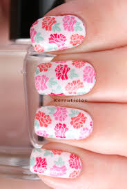 incoco very rosy nail strips kerruticles