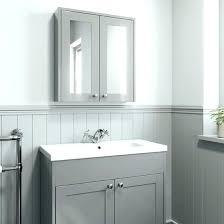 traditional bathroom mirror