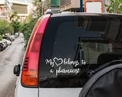 In Loving Memory Car Decal Memorial Window Decal Free Etsy
