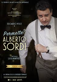 Uscita evento al cinema per Permette? Alberto Sordi con Edoardo ...