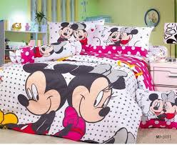 minnie mouse bedding sets queen size