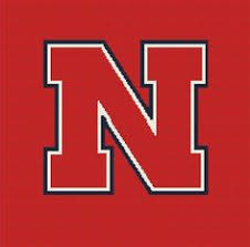 3 Inch Black N Logo University Of Nebraska Huskers Nu Cornhuskers Removable Wall Decal Sticker Art Ncaa Home Room Decor 3 By 3 Inches Wall Decals