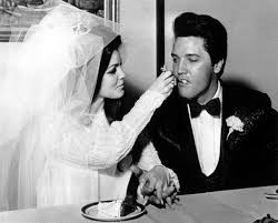 ELVIS PRESLEY & PRISCILLA WAGNER Wedding May 1, 1967 | FROM THE BYGONE