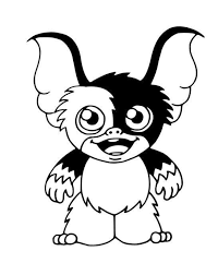 80 S Movie Gremlin S Inspired Cartoon Chibi Style Gizmo Vinyl Decal For Car Laptop Yeti Etc Cricut Projects Vinyl Vinyl Decals Gremlins