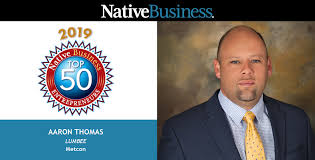 Meet Aaron Thomas, Founder of Metcon and Native Business Top 50 ...