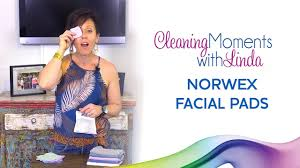 norwex pads mini moment with