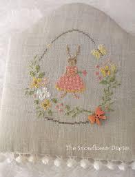 the snowflower diaries free pattern