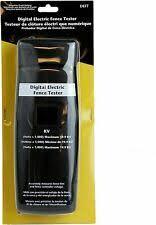 Zareba Digital Fence Tester Black Deft1 For Sale Online Ebay