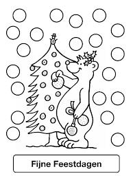 Kerstkaarten Zelf Kleuren Gratiskerstkaarten Fijnefeestdagen