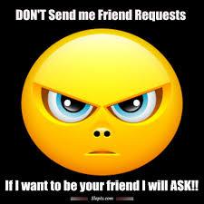 don t send me fb friend requests