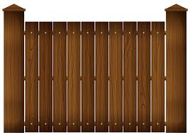 Picket Fence Wood Clip Art Wooden Fence Clipart Picture Png Download 6150 4306 Free Transparent Fence Png Download Clip Art Library