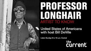 Professor Longhair - artist to know (United States of Americana from The  Current) - YouTube
