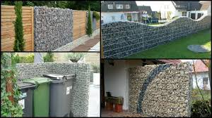 Diy Gabion Rock Walls Without Concrete The Owner Builder Network