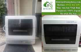 Máy rửa bát nhật bãi Panasonic, National, Toshiba rẻ nhất Hà Nội - Posts
