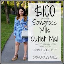 sawgr mills outlet 100 gift card