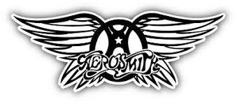 Aerosmith Black Wings Car Bumper Sticker Decal 3 5 6 Or 8 Ebay