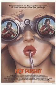 Hot Pursuit 1987 Original Movie Poster #FFF-19091   FFFMovieposters.com