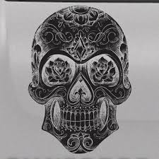 Sugar Skull Rose Graphic Tailgate Hood Window Decal Vehicle Truck Car Suv Vinyl Ebay