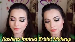 kashees bridal eye makeup