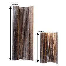 Black Bamboo Screen Uk Bamboo Supplies Ltd Bamboo Fencing