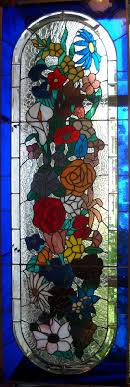leaded stained glass art panel ideas by