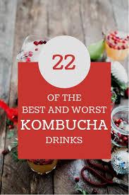 kombucha brands that are the healthiest