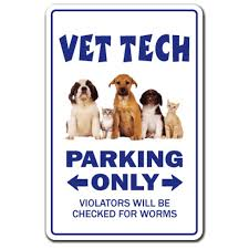 Vet Tech Decal Veterinarian Veterinary Animal Dog Cat Clinic Dogs Indoor Outdoor 7 Tall Walmart Com Walmart Com
