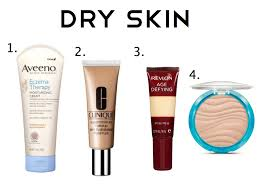 best makeup for very dry sensitive skin