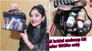 under 500 plete bridal makeup kit