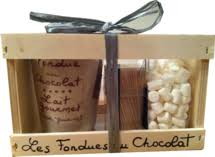 chocolate fondue gift sets