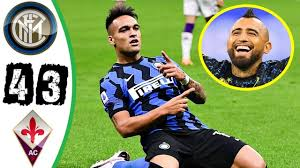 Inter Milano vs Fiorentina 4-3 - Extended Highlights & All Gоals 2020 -  YouTube